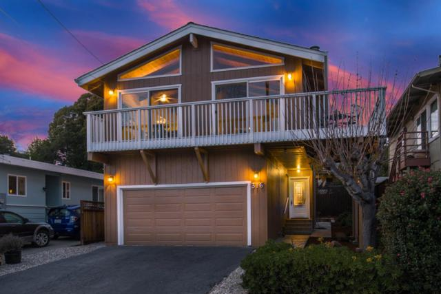 316 Hillcrest Dr, Aptos, CA 95003 (#ML81705621) :: The Goss Real Estate Group, Keller Williams Bay Area Estates