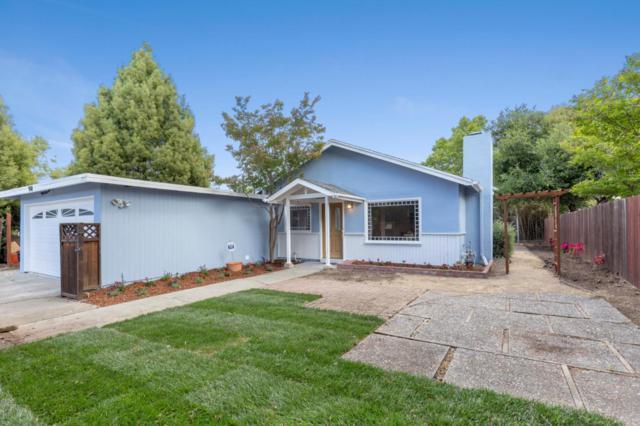 908 Hiller St, Belmont, CA 94002 (#ML81705990) :: The Gilmartin Group