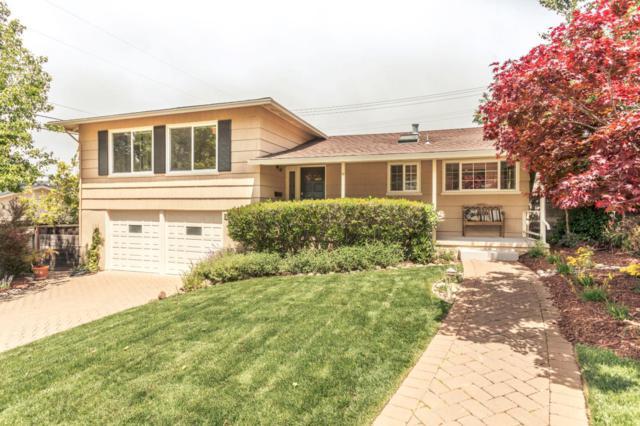 1812 Fernwood Way, Belmont, CA 94002 (#ML81706248) :: The Gilmartin Group