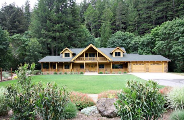 10237 Newell Creek Rd, Ben Lomond, CA 95005 (#ML81707523) :: Brett Jennings Real Estate Experts
