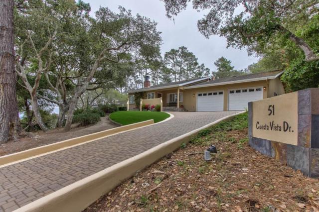 51 Cuesta Vista Dr, Monterey, CA 93940 (#ML81707603) :: Strock Real Estate