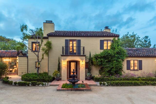 463 El Arroyo Rd, Hillsborough, CA 94010 (#ML81708014) :: Brett Jennings Real Estate Experts