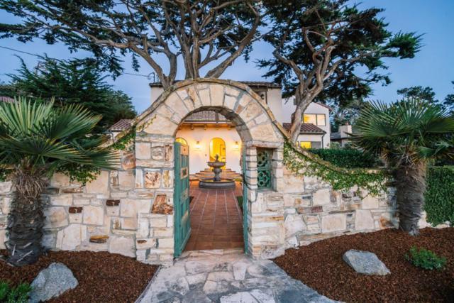 1046 Marcheta Ln, Pebble Beach, CA 93953 (#ML81708144) :: Intero Real Estate