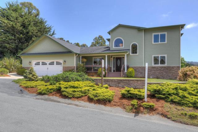 528 Almeria Ave, El Granada, CA 94018 (#ML81708160) :: The Kulda Real Estate Group