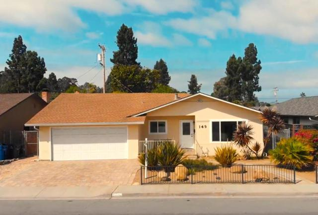 149 Cabrillo St, Capitola, CA 95010 (#ML81708392) :: Keller Williams - The Rose Group