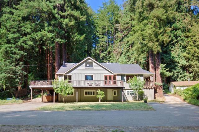 3666 Porter Gulch Rd, Aptos, CA 95003 (#ML81708693) :: von Kaenel Real Estate Group