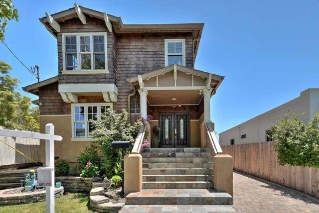 1315 Edgehill Dr, Burlingame, CA 94010 (#ML81708707) :: Perisson Real Estate, Inc.