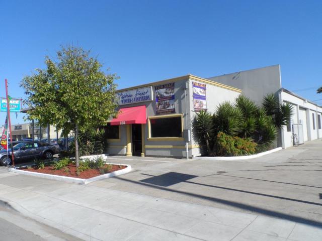 258 E Market St, Salinas, CA 93901 (#ML81708760) :: The Warfel Gardin Group