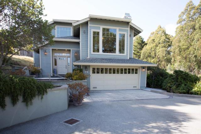 822 San Carlos Ave, El Granada, CA 94019 (#ML81709304) :: The Kulda Real Estate Group