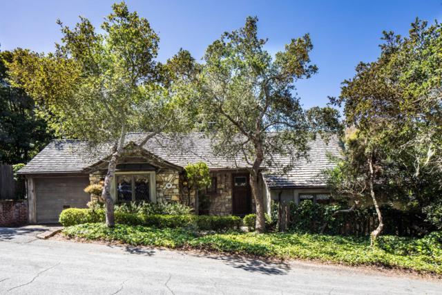 0 SE Corner Of Santa Rita & 6th Avenue, Carmel, CA 93921 (#ML81709644) :: Julie Davis Sells Homes