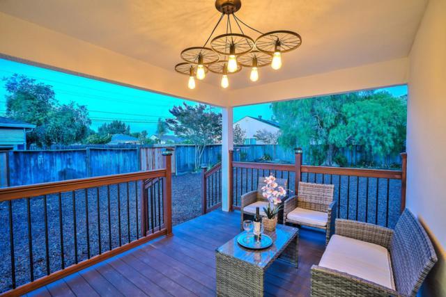 6722 George Ave, Newark, CA 94560 (#ML81710111) :: Julie Davis Sells Homes