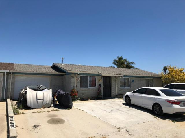 1232 Nogal Dr, Salinas, CA 93905 (#ML81710124) :: The Kulda Real Estate Group