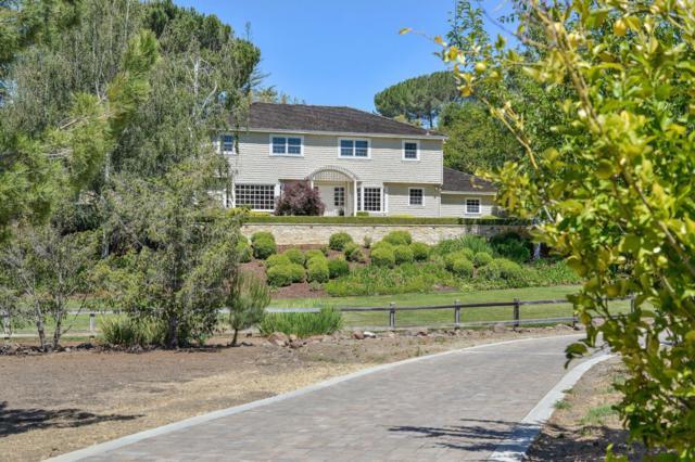26055 Newbridge Dr, Los Altos Hills, CA 94022 (#ML81710297) :: The Kulda Real Estate Group