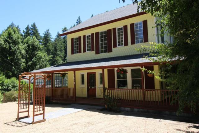 9649 Highway 9, Ben Lomond, CA 95005 (#ML81710360) :: The Kulda Real Estate Group