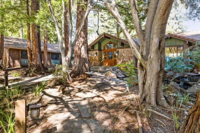 843 Charles Hill Rd, Santa Cruz, CA 95065 (#ML81710438) :: Keller Williams - The Rose Group