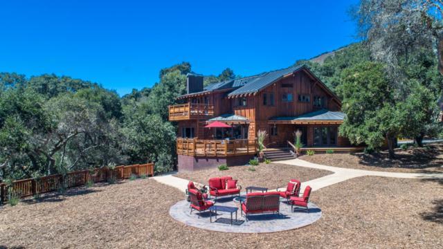 7 La Rancheria, Carmel Valley, CA 93924 (#ML81710454) :: The Warfel Gardin Group