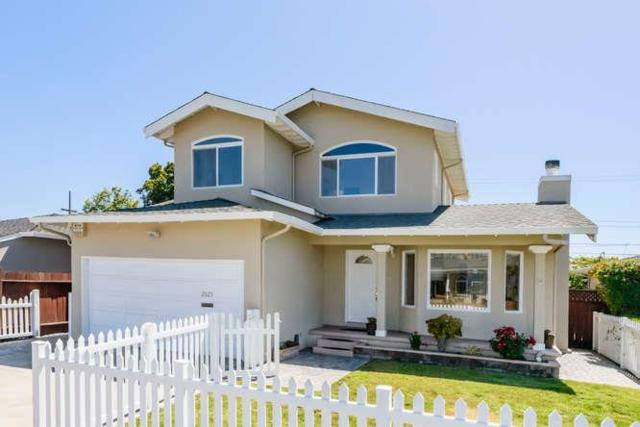 2025 Texas Way, San Mateo, CA 94403 (#ML81710499) :: Brett Jennings Real Estate Experts