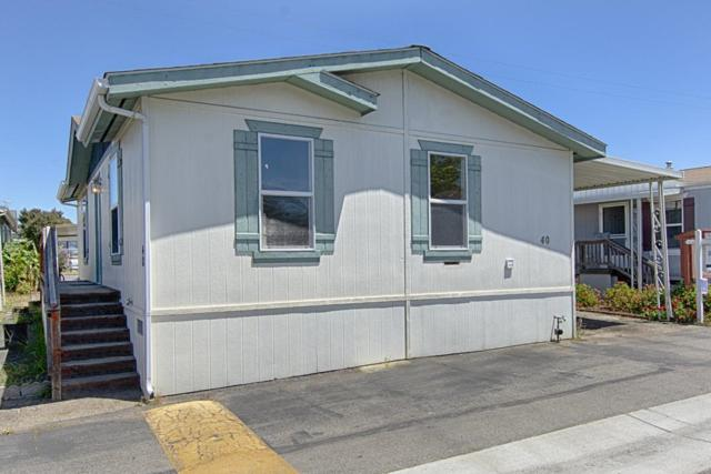 2627 Mattison Ln 40, Santa Cruz, CA 95062 (#ML81710948) :: von Kaenel Real Estate Group