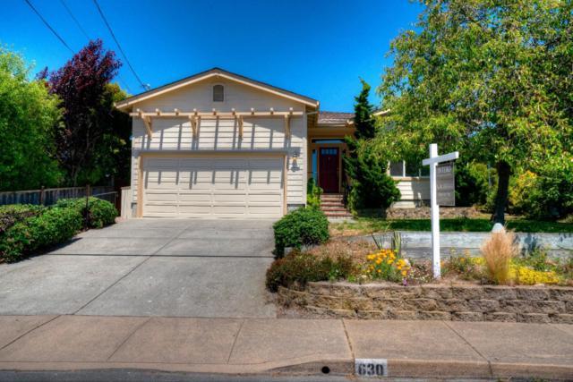 630 Valencia Ave, El Granada, CA 94019 (#ML81710984) :: The Kulda Real Estate Group