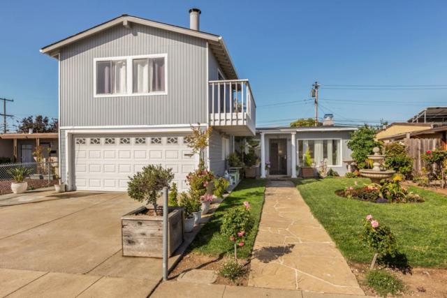 1404 Dix St, San Mateo, CA 94401 (#ML81710988) :: The Goss Real Estate Group, Keller Williams Bay Area Estates