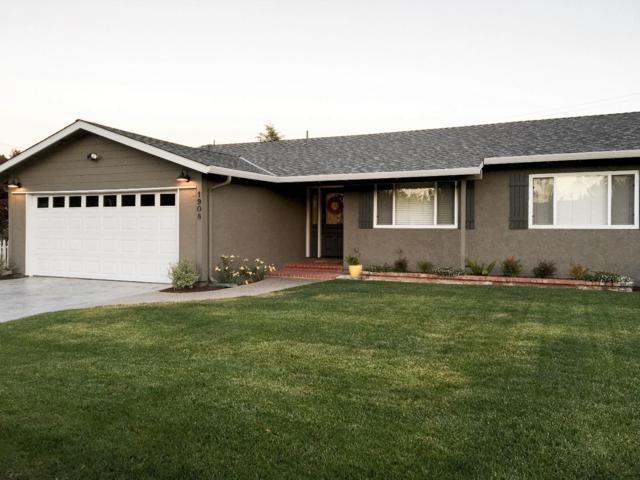 1908 Harris Ave, San Jose, CA 95124 (#ML81711067) :: The Gilmartin Group