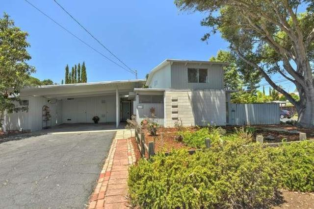 4128 Amaranta Ct, Palo Alto, CA 94306 (#ML81711181) :: The Kulda Real Estate Group