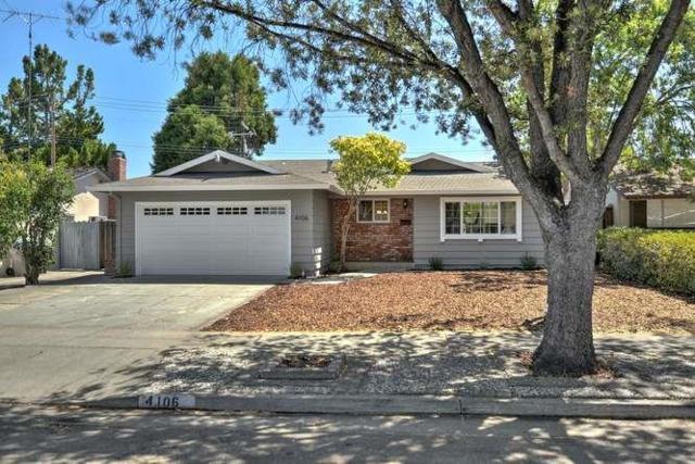 4106 Malvini Dr, San Jose, CA 95118 (#ML81711322) :: The Kulda Real Estate Group