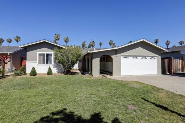 886 Marilyn Dr, Campbell, CA 95008 (#ML81711455) :: RE/MAX Real Estate Services