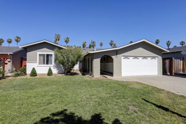 886 Marilyn Dr, Campbell, CA 95008 (#ML81711455) :: Julie Davis Sells Homes