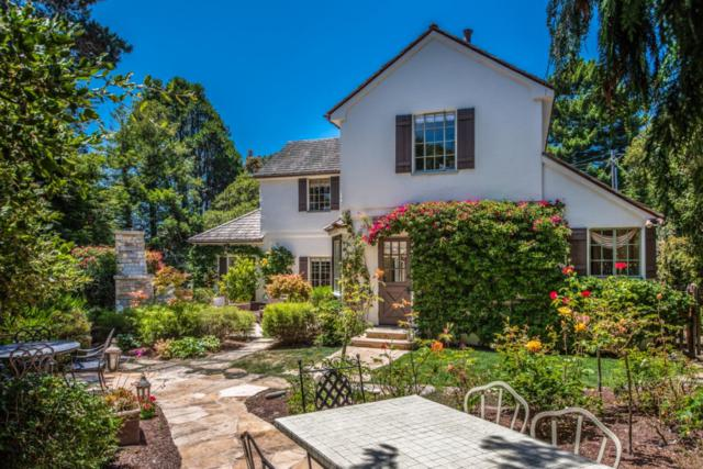 26070 Ridgewood Rd, Carmel, CA 93923 (#ML81711668) :: Strock Real Estate