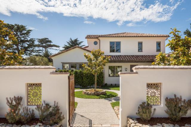 3028 Valdez Rd, Pebble Beach, CA 93953 (#ML81711865) :: Brett Jennings Real Estate Experts