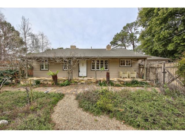 24964 Valley Way, Carmel, CA 93923 (#ML81712280) :: Strock Real Estate