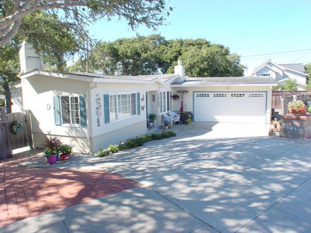 902 Hillcrest Ct, Pacific Grove, CA 93950 (#ML81712808) :: Strock Real Estate