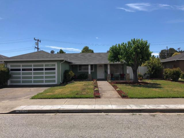 507 Sterling View Ave, Belmont, CA 94002 (#ML81713187) :: The Gilmartin Group