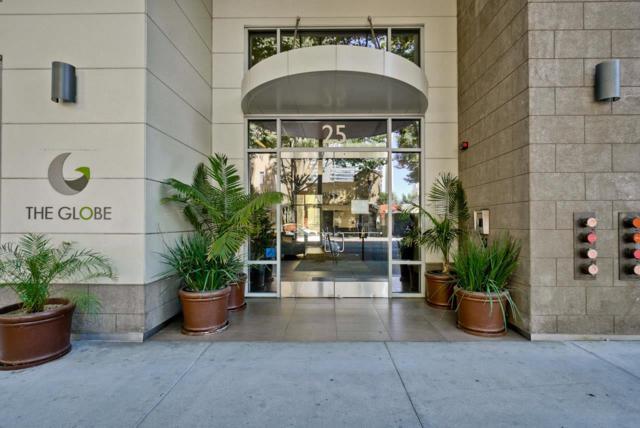 20 S 2nd St 421, San Jose, CA 95113 (#ML81714126) :: The Warfel Gardin Group