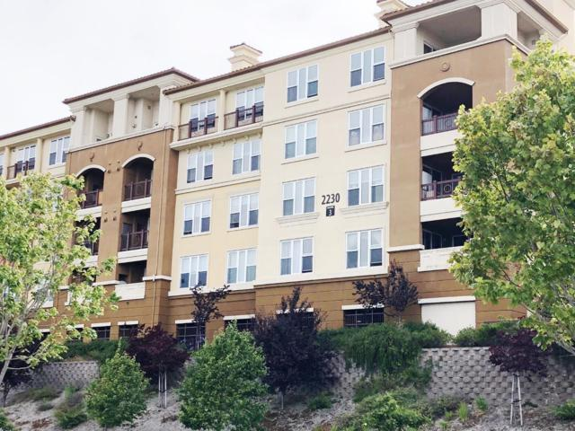 2230 Gellert Blvd 3202, South San Francisco, CA 94080 (#ML81714293) :: The Gilmartin Group
