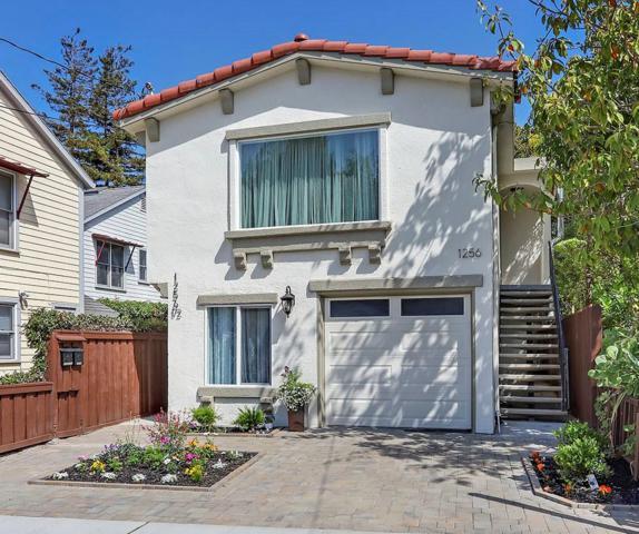 1256 64th St, Emeryville, CA 94608 (#ML81714328) :: The Goss Real Estate Group, Keller Williams Bay Area Estates