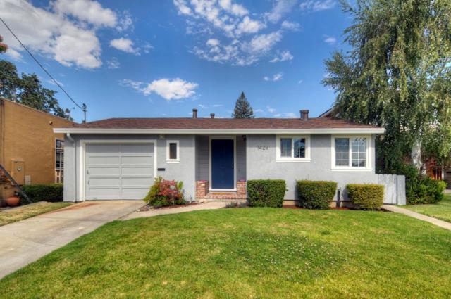 1428 Oakhurst Ave, San Carlos, CA 94070 (#ML81714515) :: Perisson Real Estate, Inc.