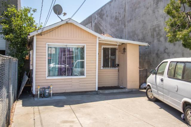 428 Macarthur Ave, Redwood City, CA 94063 (#ML81714599) :: The Warfel Gardin Group