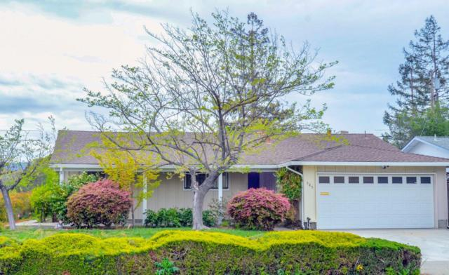 585 Sobrato Dr, Campbell, CA 95008 (#ML81715147) :: RE/MAX Real Estate Services