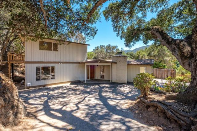 85 Laurel Dr, Carmel Valley, CA 93924 (#ML81715180) :: Perisson Real Estate, Inc.