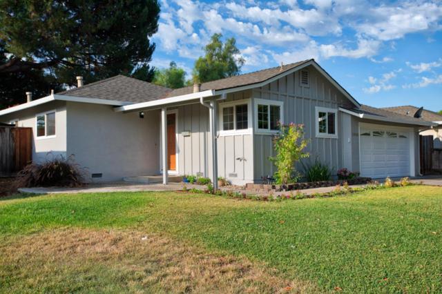 1422 Ridgewood Dr, San Jose, CA 95118 (#ML81715566) :: The Warfel Gardin Group