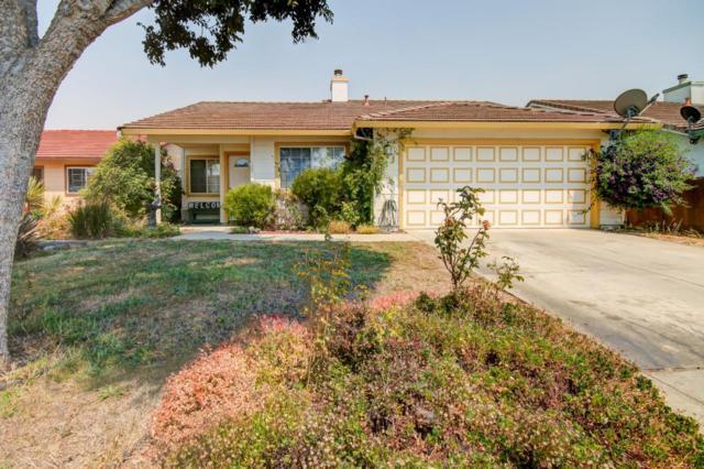 927 Cortina Way, Salinas, CA 93905 (#ML81715860) :: Strock Real Estate