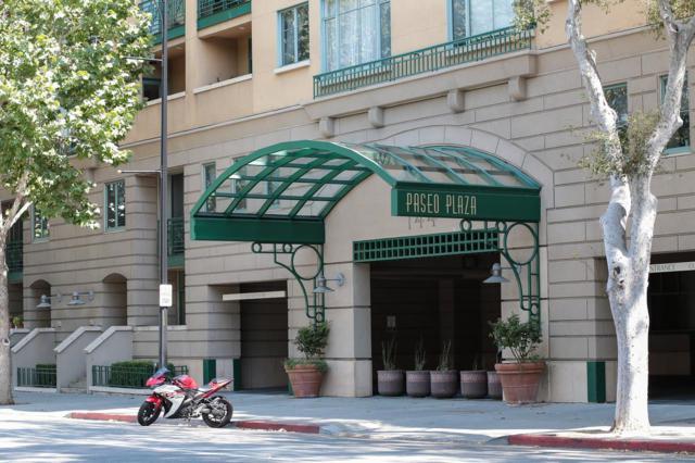 144 S 3rd St 521, San Jose, CA 95112 (#ML81716266) :: The Warfel Gardin Group