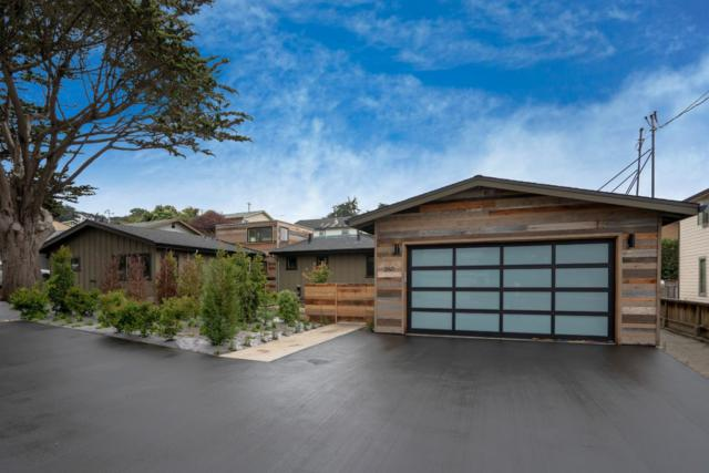 350 4th St, Montara, CA 94037 (#ML81716737) :: The Goss Real Estate Group, Keller Williams Bay Area Estates