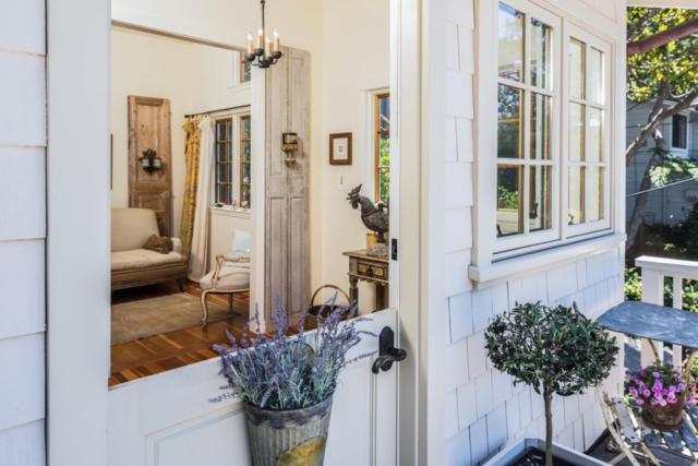 0 San Carlos 7Ne Of Camino Del Monte, Carmel, CA 93921 (#ML81716769) :: von Kaenel Real Estate Group