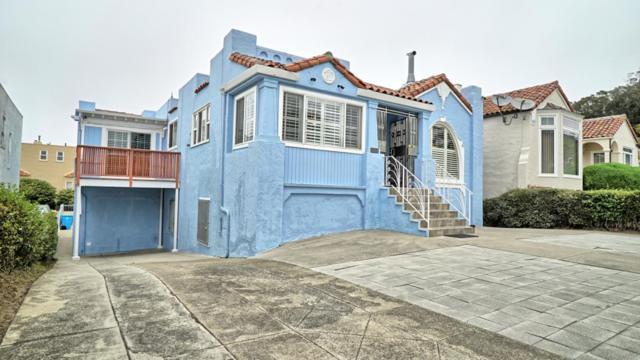2933 19th Ave, San Francisco, CA 94132 (#ML81716955) :: Strock Real Estate