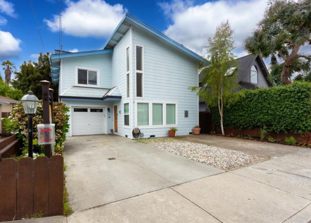 227 Center Ave, Aptos, CA 95003 (#ML81717065) :: The Kulda Real Estate Group
