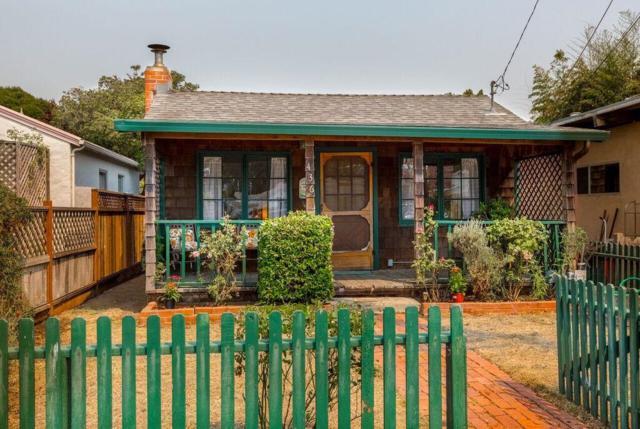 436 36th Ave, Santa Cruz, CA 95062 (#ML81717799) :: The Kulda Real Estate Group
