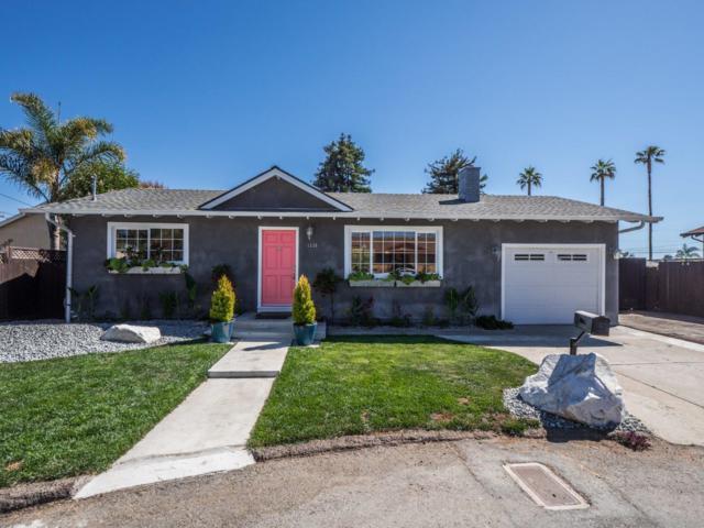 1330 Brommer Way, Santa Cruz, CA 95062 (#ML81717956) :: The Kulda Real Estate Group